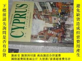 二手書博民逛書店Cyprus,罕見An Island Apart: A Pers
