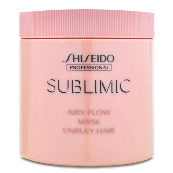 SHISEIDO 資生堂 芯之麗輕縈柔波修護髮膜680g【橘子水美妝】