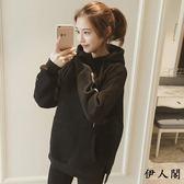 韓版潮學生寬松加絨長袖外套