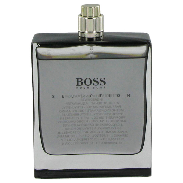 BOSS Selection 卓越菁英男性淡香水90ml  專櫃帶回9分滿【七三七香水精品坊】