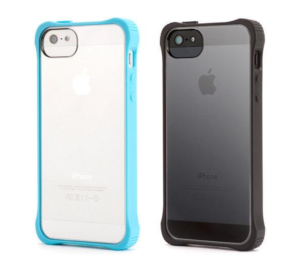 [NOVA成功3C]Griffin Survivor Clear iPhone 5/5S 防摔防震透明保護殼  喔!看呢來