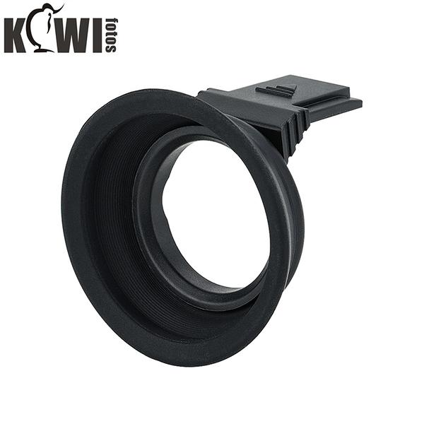 又敗家KIWIFOTOS Fujifilm副廠眼罩兼熱靴蓋KE-XT20眼杯XT10眼杯XT30眼杯X-T30熱靴腳座蓋
