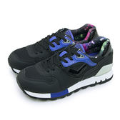 LIKA夢 PONY 繽紛韓風復古慢跑鞋 Mark 8 學院風格 黑藍紫 63W1MK01BK 女