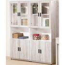 書櫃 書櫥 QW-656-33 狄倫古橡木5尺書櫃【大眾家居舘】