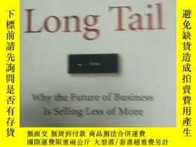 二手書博民逛書店The罕見Long Tail:Why the Future of