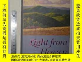 二手書博民逛書店英文原版罕見Light from Heaven 【Jan Kar
