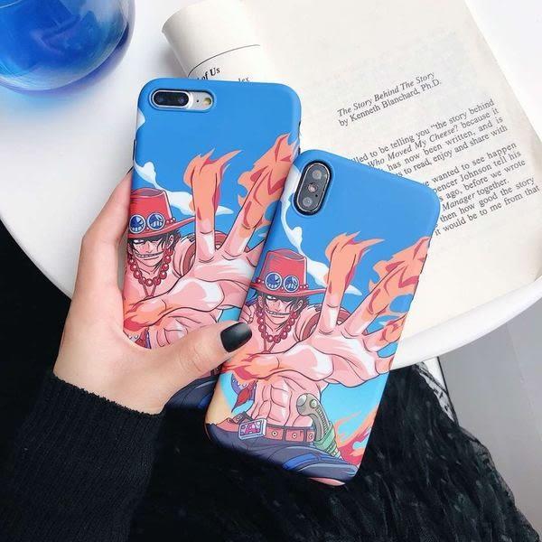 【SZ25】海賊王潮牌 軟殼 iphone XS MAX手機殼 iphone XR XS手機殼 iphone 8plus手機殼 iphone 6s plus手機殼