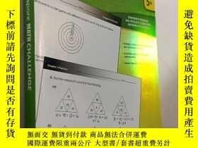 二手書博民逛書店Singapore罕見Math Challenge, Grade