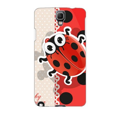 ♥ 俏魔女美人館 ♥ SAMSUNG NOTE 3 / N900【蟲*水晶硬殼】手機殼 保護殼 手機套