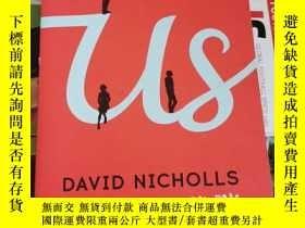 二手書博民逛書店US罕見David Nicholas bestselling author of one day英文小說 the