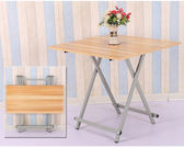 折疊桌手提桌戶外擺攤桌子可攜式餐桌簡易小飯桌學習桌普通折疊桌·樂享生活館liv