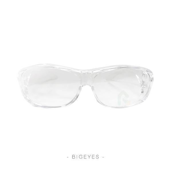 兒童全覆式護目鏡 1入【瑞昌藥局】017074 透明平光眼鏡 護目眼鏡防飛沫 抗UV (防護類)
