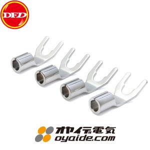 日製Oyaide SPYT 喇叭Y型端子(4個一組)