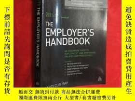 二手書博民逛書店The罕見the Employer s Handbook (2011-12 ) (小16開 ) 【詳見圖】Y5