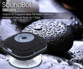 防水喇叭 美國SoundBot SB518FM 廣播藍牙喇叭 藍芽音響 防水喇叭 藍牙喇叭 freego強強滾 ipx7