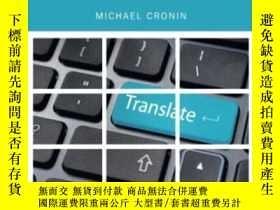 二手書博民逛書店Translation罕見In The Digital Age