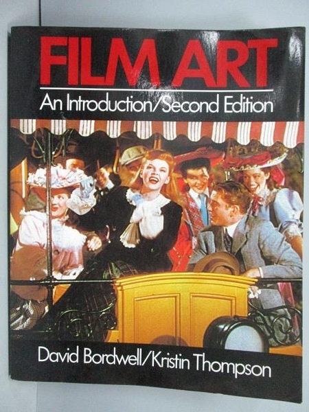 【書寶二手書T7/影視_PEX】FILM ART_David Bordwell