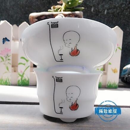 茶漏功夫茶具套裝配件 辦公家用網布茶漏茶濾網茶葉過濾網茶渣網