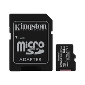 新風尚潮流 金士頓 記憶卡 【SDCS2/64GB】 64G Micro-SDXC A1 讀100MB/s 手機可用
