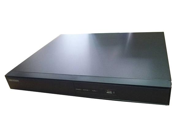 HIKVISION 海康1080p/60張TVI 錄影主機7028..8CH.