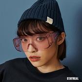 STAYREAL 潮流護目鏡 - 粉紅