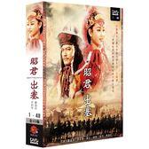 昭君出塞 DVD ( 羅嘉良/李彩華/袁立/姚魯/馬詩紅/茹萍 )