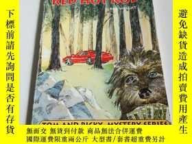 二手書博民逛書店THE罕見RED HOT ROD(英文,Y212829