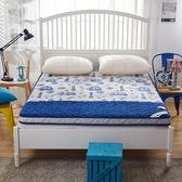 法萊絨加厚榻榻米床墊床褥子學生宿舍90cm/1.5m/1.8m床墊打地鋪墊xw