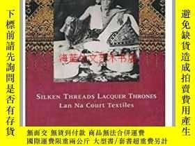 二手書博民逛書店Silken罕見Threads Lacquer ThronesY28384 Susan Conway Art
