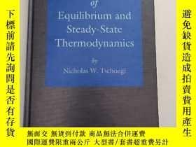 二手書博民逛書店Fundamentals罕見of Equilibrium and Syeady-State Thermodynam