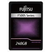 Fujitsu 240GB 極速Intel 3D NAND閃存晶片固態硬碟F500S【愛買】