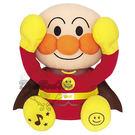 麵包超人扮鬼臉娃娃有聲安撫玩具坐姿795183通販屋