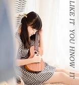 尤克里里 BWS畢維斯尤克里里初學者學生成人女男23寸26寸兒童ukulele小吉他 LX 曼慕
