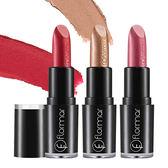 法國 Flormar 奢金搖滾唇膏/口紅 3.9g ◆86小舖 ◆