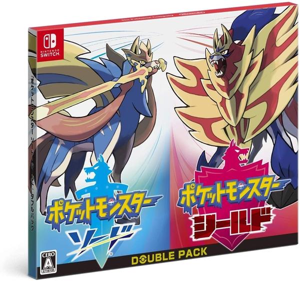 神奇寶貝 Pokemon GO 精靈寶可夢系列作品 Nintendo Switch 劍與盾 日本限量特別紀念豪華遊戲同捆組