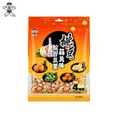 旺旺 挑豆-蒜片味綜合豆菓(14g*5包) 品茶 下酒 蒜香 椒麻 聚會 野餐 豆果 豆果