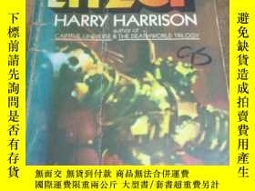 二手書博民逛書店THE罕見DALETH EFFECTY15935 HARRY HARRISON A BERKLEY MEDAL