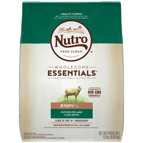 【寵物王國】美士全護營養-幼犬配方(牧場小羊+健康米)15磅