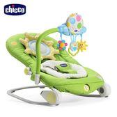 【限時送手搖鈴】chicco-Balloon安撫搖椅造型版-春分綠