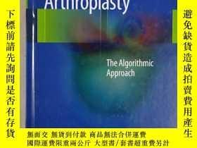 二手書博民逛書店Infected罕見Total Joint Arthroplasty、The Algorithmic Approa