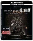 【停看聽音響唱片】【BD】冰與火之歌:權力遊戲 第一季 四碟限定版『4K』