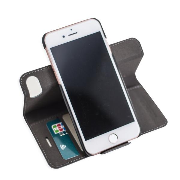 Moxie X-Shell 360° SE 第二代 / iPhone 8 / iPhone 7 摩新360度旋轉防電磁波手機套 皮套 隕石灰