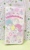 【震撼精品百貨】Little Twin Stars KiKi&LaLa 雙子星小天使~IPONE 7摺疊手機套-粉#40439