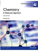 二手書博民逛書店 《Chemistry: A Molecular Approach》 R2Y ISBN:0321866274│NivaldoJ.Tro