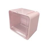 創意桌面抽屜式收納盒/紙膠帶收納盒(單個裝+笑臉貼紙)【小三美日】