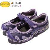 Merrell 戶外鞋 Waterpro Pandi 越野 登山 透氣 運動鞋 休閒鞋 紫 灰 涼鞋 女鞋【PUMP306】 ML37552