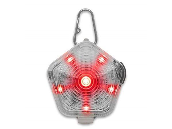 Ruffwear 美國 樂貝康 警示夾燈 55103 犬 寵物飾品 配件 警示燈 防水燈 發光 LED 保護 [易遨遊]