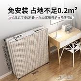 折疊床 折疊床單人床辦公室午睡簡易雙人出租房便攜1.2米家用午休硬板床YYJ 快速出貨