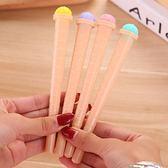 冰淇淋甜筒 造型中性筆 聖誕節 禮物 學生 安親班 獎品 贈品-艾發現
