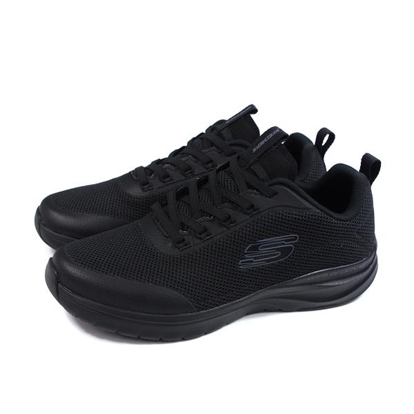 SKECHERS 運動鞋 男鞋 黑色 寬楦 232031WBBK no229
